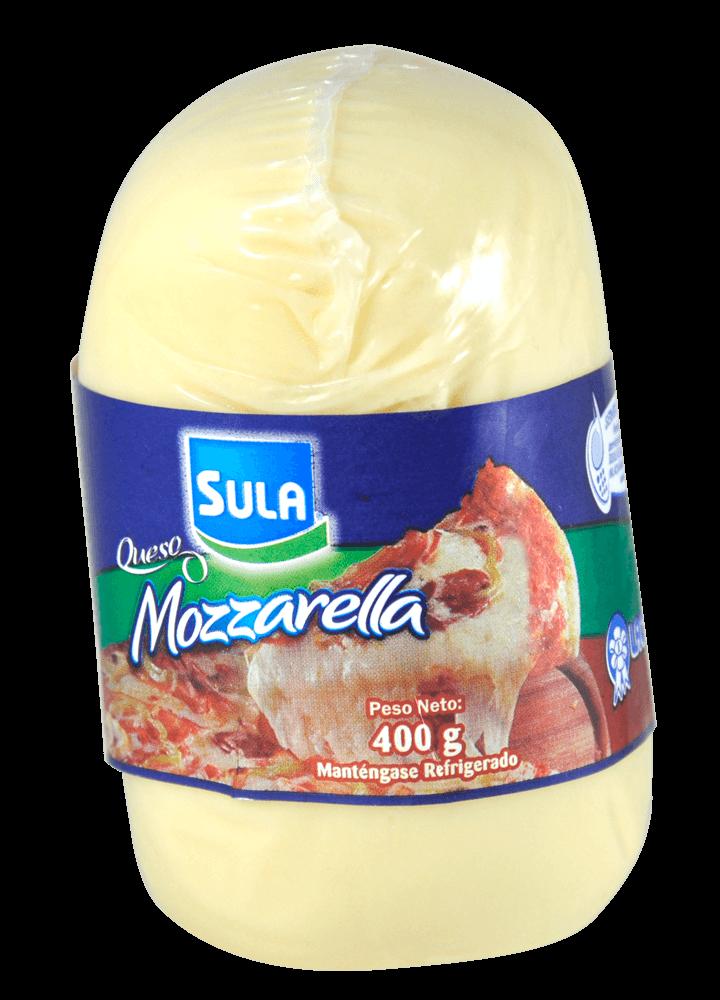 Queso Mozzarella Sula 400 gr.