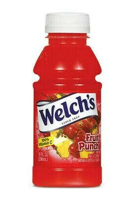 Jugo Welch's Ponche de Frutas 10oz