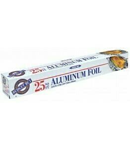 Papel Aluminio Budget Buy Tri-Ling 25 pies