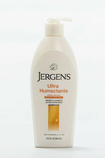 Crema Jergens Ultra Humectante 400 ml