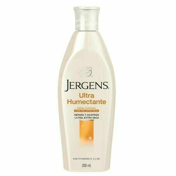 Crema Jergens Ultra Humectante 200 ml