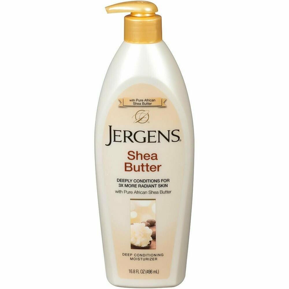 Crema Jergens Shea Butter 400 ml