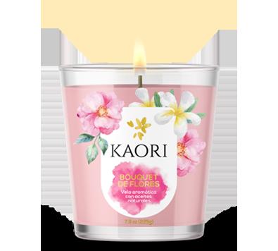 Kaori Vela Bouquet de Flores 140g