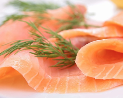 Salmon Ahumado  Gourmar 8 oz