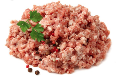 Carne Molida de Cerdo 2 lbs (Congelado)