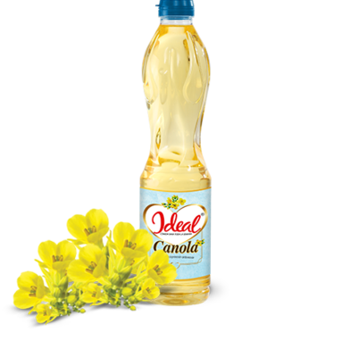 Aceite Ideal Canola Blend 800ml