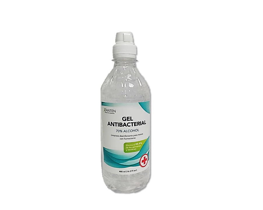 Gel Antibacterial Xanten 480ml
