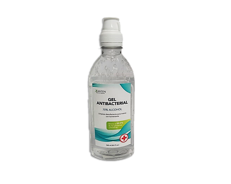 Gel Antibacterial Xanten 260ml