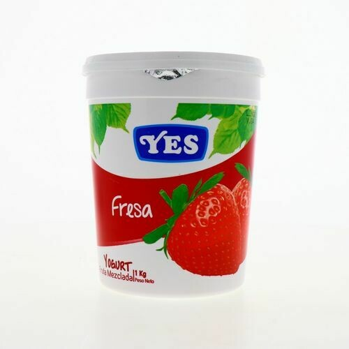 Yogurt YES Fresa 1kg