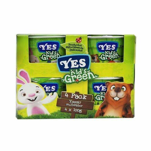 Yogurt YES 4pack Kids
