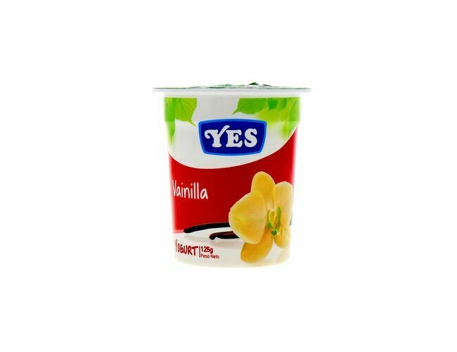 Yogurt YES Vainilla 125 gr