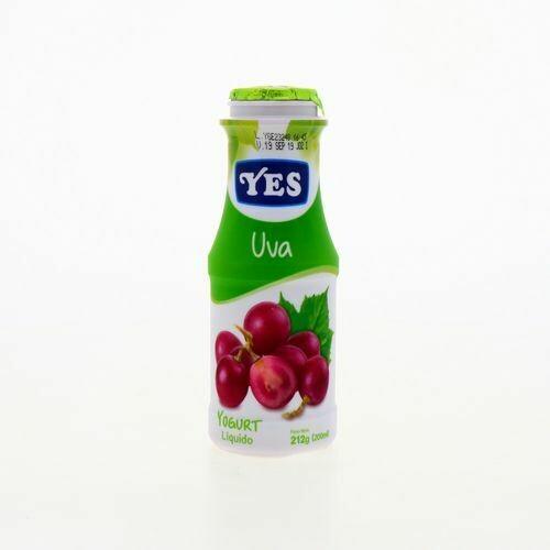 Yogurt YES Liquido Uva 200ml