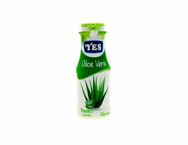 Yogurt YES Liquido Aloe Vera 200ml