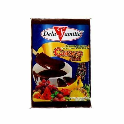 Cobertura de Chocolate De La Familia  375gr