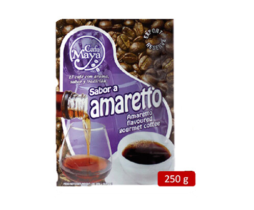 Cafe MAYA Sabor Amaretto 250G