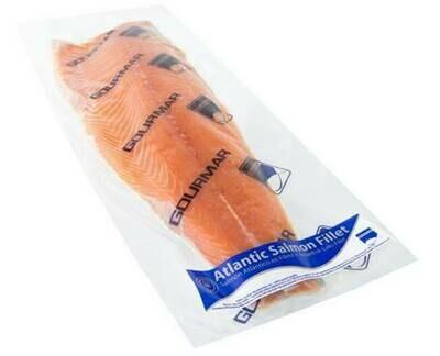 Salmon Fresco con Piel sin Espinas Gourmar 3.97 Libras