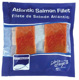 Salmon Fresco Duo Pack Gourmar 10 oz