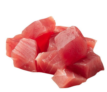 Atun Fresco Retazo Yellow Fin Tuna 370 gr