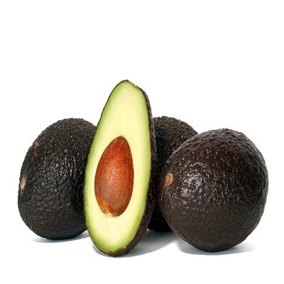 Aguacate Hass - Paquete 3 unidades