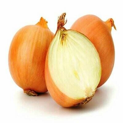 Cebolla Blanca - Paquete 3 Lbs