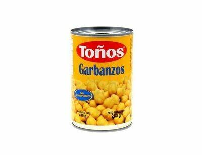 Garbanzos 410gr