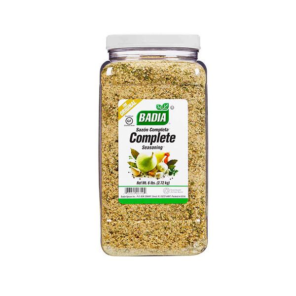 Sazon Completo Badia 6 lbs