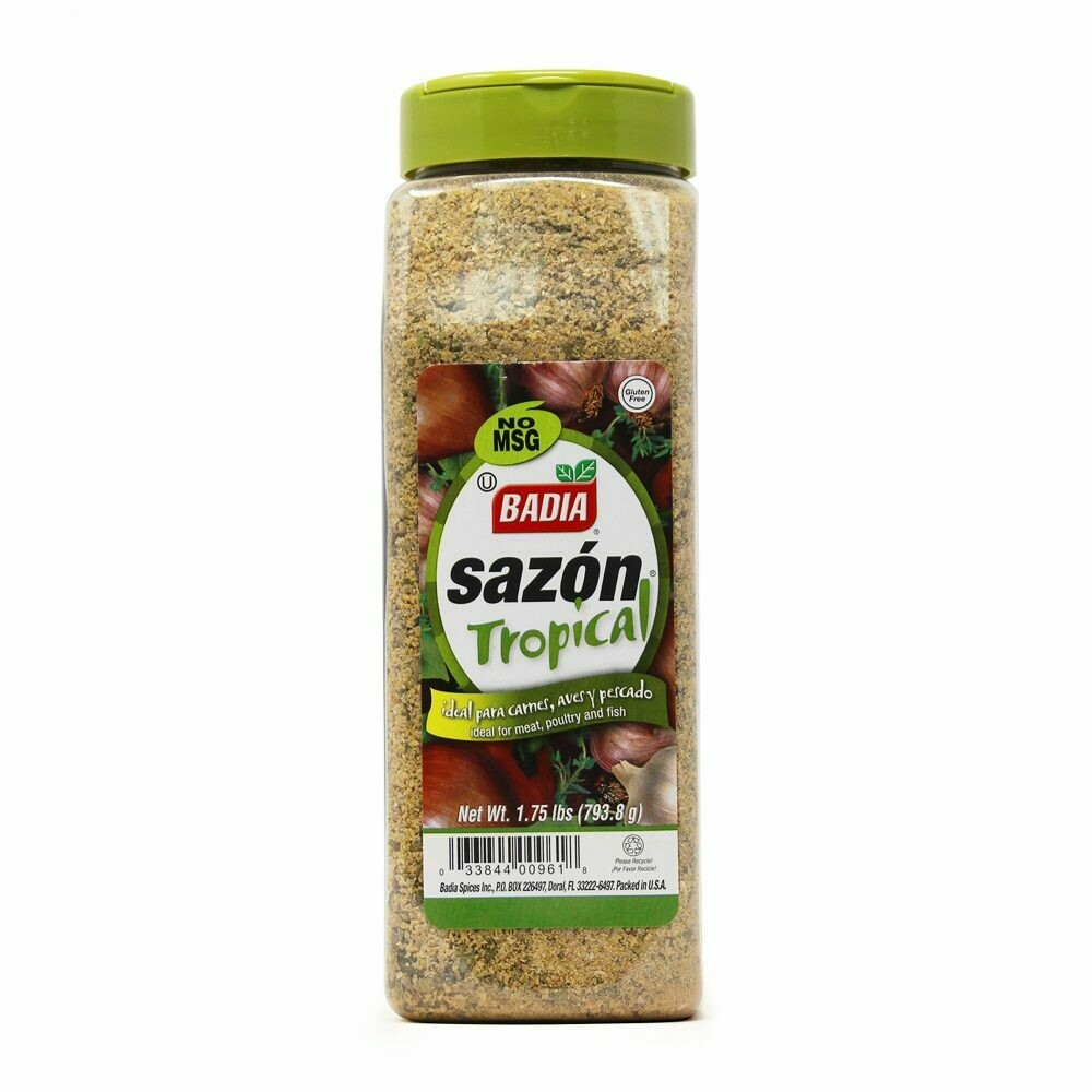 Sazon Badia Tropical 1.75 lbs