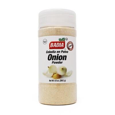Cebolla en Polvo Badia 9.5 oz