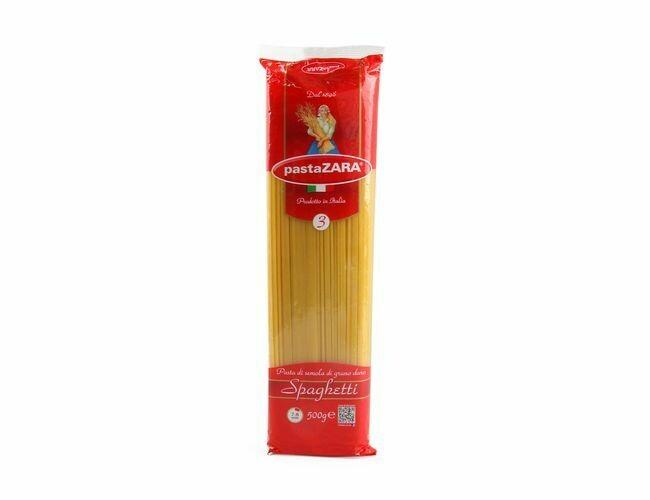 Spaguetti  Zara 500 grs