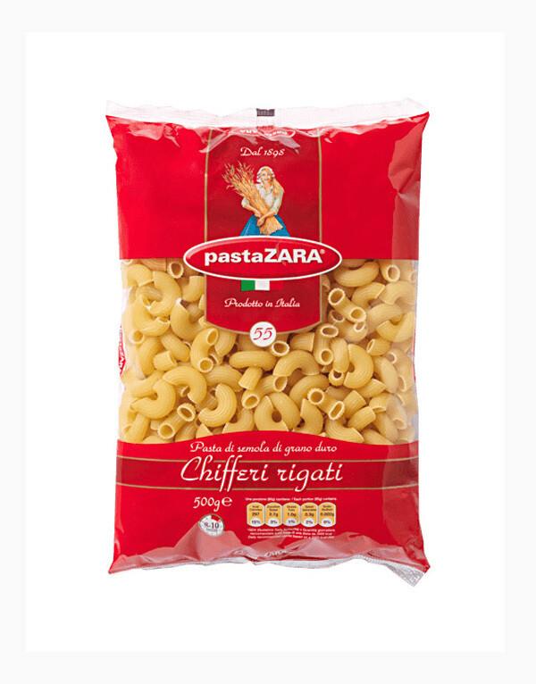 Chifferi  Zara 500 grs