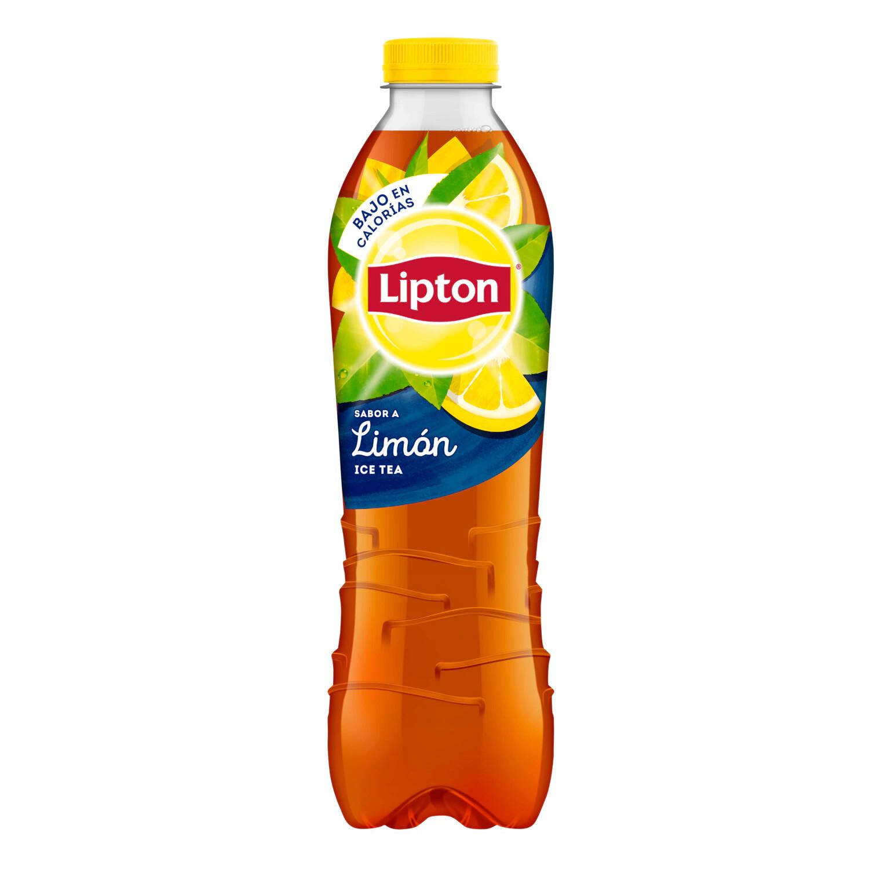 Te Lipton Botella 500 ml - Limon
