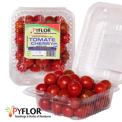 Tomate Cherry Rojo Pyflor 1 Lb