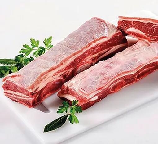 Costilla de Cerdo Aprox 3.4 Lb (Congelado)