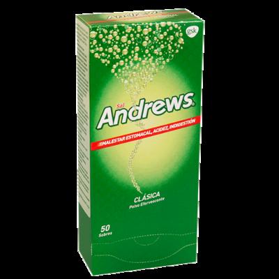 Sal-Andrews Caja de 50 Sobres