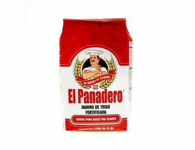 Harina de Trigo El Panadero 5 Lbs