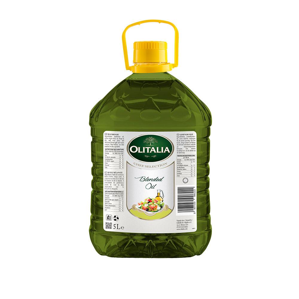 Aceite de Oliva Olitalia Blend Pet 5L
