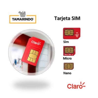 SIM Distribucion S/N Triple Corte LTE  INCLUYE RECARGA DE L. 25