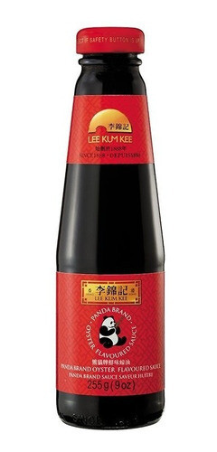 Salsa de Ostras Panda Lee Kum Kee 9oz (225gr )