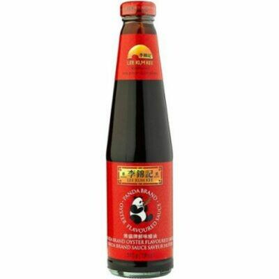 Salsa de Ostras Panda Lee Kum Kee 18oz (510gr )
