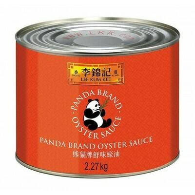 Salsa de Ostras Panda Lee Kum Kee 2,027gr (2.027kg)