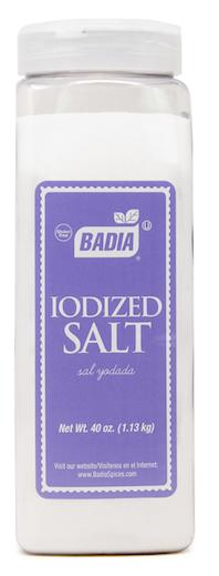 Sal Yodada Badia 40oz