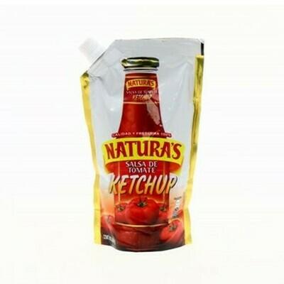 Salsa de Tomate Ketchup Naturas Doypack 200gr