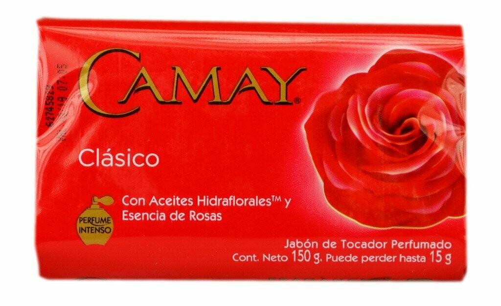 Jabon Camay Clasico 3Pack 150gr/ unidad