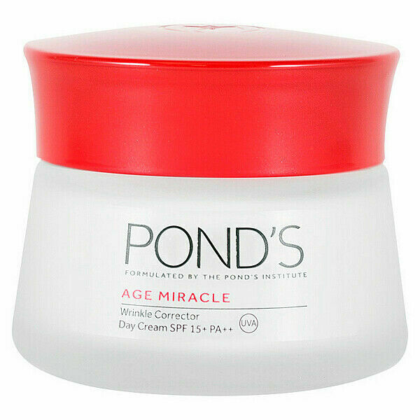 Crema Ponds Age Miracle Day Jar 3Pack 50Ml/unidad