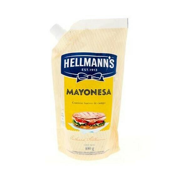 Mayonesa Hellmann's Doypack 400gr