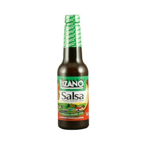 Salsa Lizano Regular Plastico 280ml