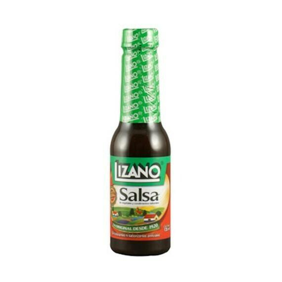Salsa Lizano Regular Plastico 135ml