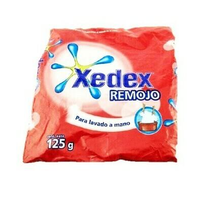 Detergente Xedex en Polvo Remojo 125gr