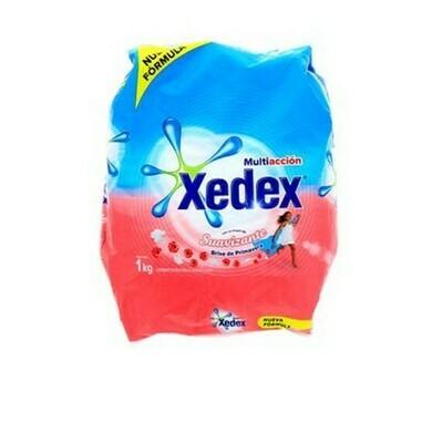 Detergente Xedex en Polvo  Suavizante B Primavera 1Kg