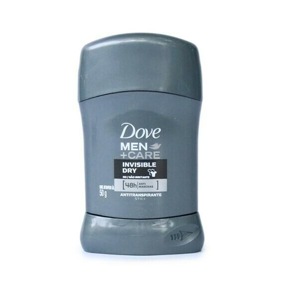 Desodorante Dove en Barra MEN +CARE Antitranspirante Invisible Dry 50gr